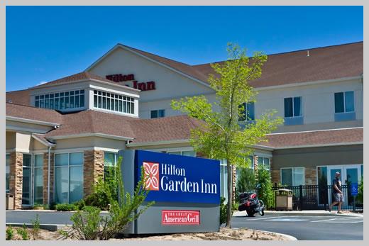 Hilton Garden Slide